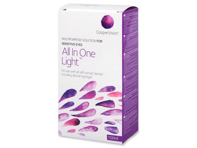 Soluție All In One Light 100 ml  - Soluție de curățare