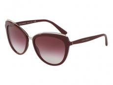 Ochelari de soare Cat-eye - Dolce & Gabbana DG 4304 30918H