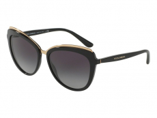 Ochelari de soare Cat-eye - Dolce & Gabbana DG 4304 501/8G