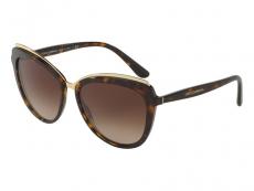 Ochelari de soare Cat-eye - Dolce & Gabbana DG 4304 502/13