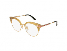 Ochelari de vedere Panthos - Gucci GG0285O 004