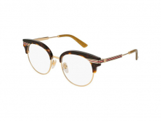 Ochelari de vedere Panthos - Gucci GG0285O 002