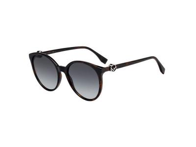 Ochelari de soare Fendi FF 0288/S 086/9O
