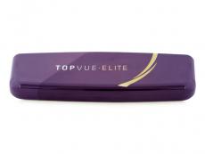 Travel kit lentile de contact - Casetă pentru lentile de unică folosintă TopVue Elite