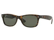 Ochelari de soare Wayfarer - Ray-Ban NEW WAYFARER RB2132 902/58