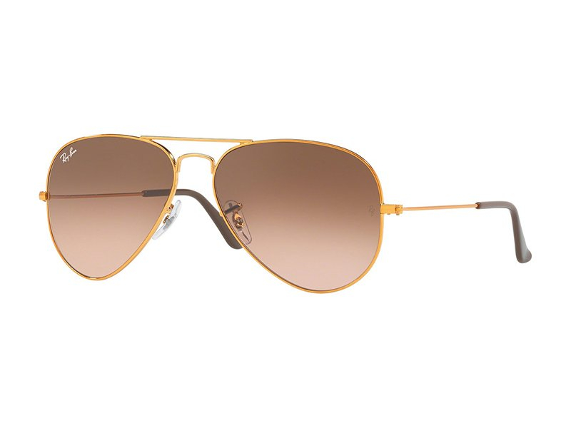 Ochelari de soare Ray-Ban Aviator Gradient RB3025 9001A5