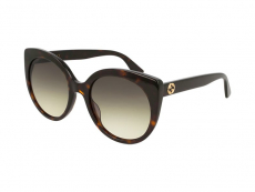 Ochelari de soare Cat-eye - Gucci GG0325S-002