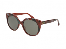 Ochelari de soare Cat-eye - Gucci GG0325S-005