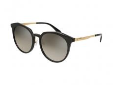 Ochelari de soare Ovali - Alexander McQueen MQ0108SK 001