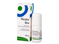 Lacrimi artificiale - Thealoz Duo 10 ml