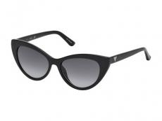 Ochelari de soare Cat-eye - Guess GU7565 01B