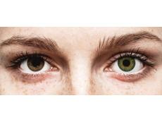 Air Optix Colors - Green - fără dioptrie (2 lentile)