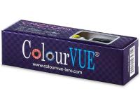 ColourVUE Crazy Lens - Cat Eye - fără dioptrie (2 lentile)