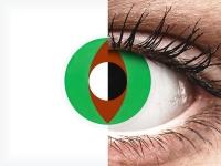 ColourVUE Crazy Lens - Raptor - fără dioptrie (2 lentile)
