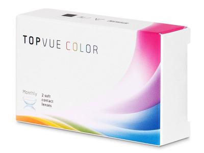 TopVue Color - Grey - cu dioptrie (2lentile)