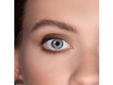 TopVue Color - Turquoise - fără dioptrie (2 lentile)