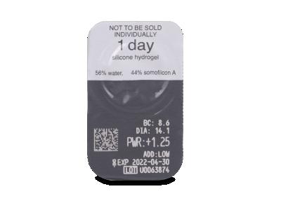 Clariti 1 day multifocal (30 lentile) - Vizualizare ambalaj