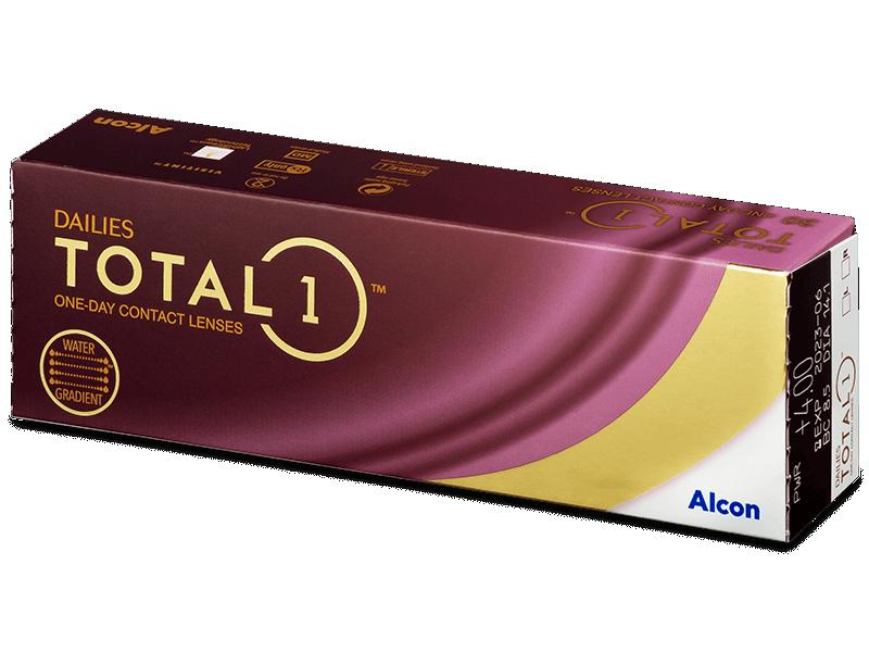 Dailies TOTAL1 (30lentile) - Lentile de contact de unică folosință