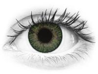FreshLook ColorBlends Gemstone Green - fără dioptrie (2 lentile)