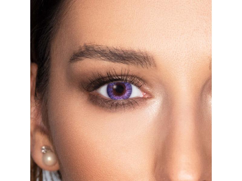 FreshLook Colors Violet - fără dioptrie (2 lentile)