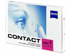 Lentile de contact Zeiss - Carl Zeiss Contact Day 1 (30 lentile)
