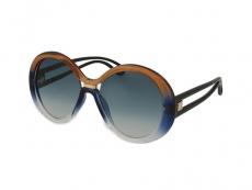 Ochelari de soare Ovali - Givenchy GV 7105/G/S IPA/08