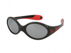 Ochelari de soare Ovali - Kid Rider KID177 Black/Red