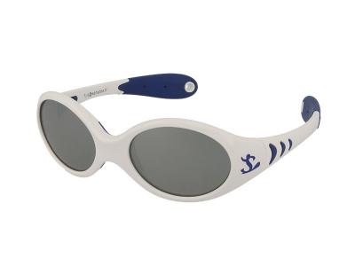 Ochelari de soare Kid Rider KID77 White/Blue