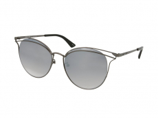 Ochelari de soare Rotunzi - Alexander McQueen MQ0102SK 001