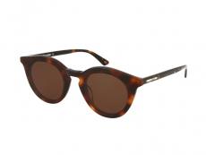 Ochelari de soare Rotunzi - Alexander McQueen MQ0167S 002
