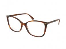Ochelari de vedere Cat-eye - Gucci GG0026O-009