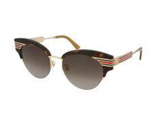 Ochelari de soare Panthos - Gucci GG0283S-002