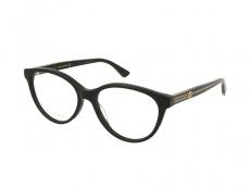 Ochelari de vedere Ovali - Gucci GG0379O-001