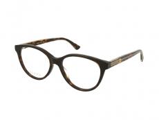 Ochelari de vedere Ovali - Gucci GG0379O-002
