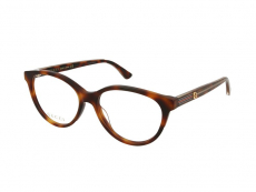 Ochelari de vedere Ovali - Gucci GG0379O-003