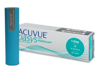 Acuvue Oasys 1-Day (30 lentile) + Baterie externa Acuvue