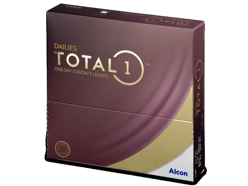 Dailies TOTAL1 (90lentile) - Lentile de contact de unică folosință