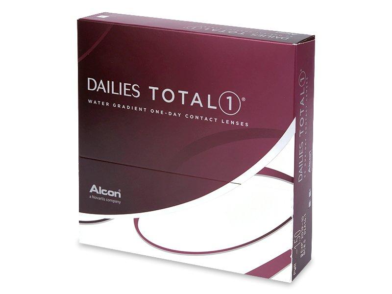 Dailies TOTAL1 (90lentile) - Lentile de contact de unică folosință - Alcon