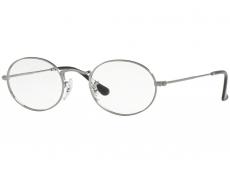 Ochelari de vedere Ovali - Ray-Ban RX3547V 2502