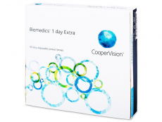 Lentile de contact CooperVision - Biomedics 1 Day Extra (90 lentile)