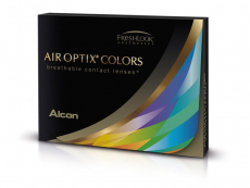 Lentile de contact lunare - Air Optix Colors - cu dioptrie (2 lentile)