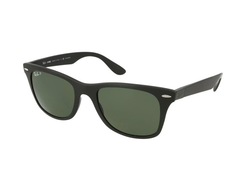 Ochelari de soare Ray-Ban Wayfarer Liteforce RB4195 601S9A