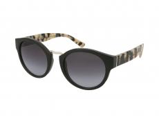 Ochelari de soare Ovali - Burberry BE4227 36098G