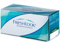 Lentile de contact Alcon - FreshLook Dimensions - cu dioptrie (6lentile)