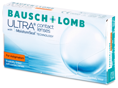 Bausch + Lomb ULTRA for Astigmatism (6 lentile) - Lentile de contact torice