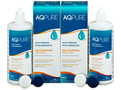 Soluție AQ Pure 2x 360 ml