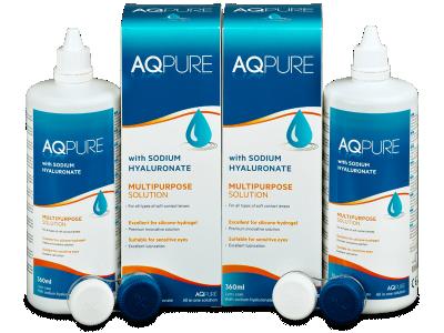 Soluție AQ Pure 2x 360ml