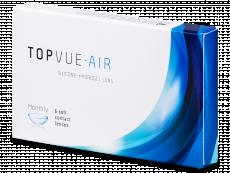 TopVue Air (6 lentile) - Lentile de contact lunare