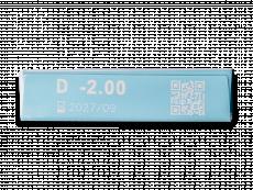 TopVue Air (6 lentile) - Parametrii lentilei