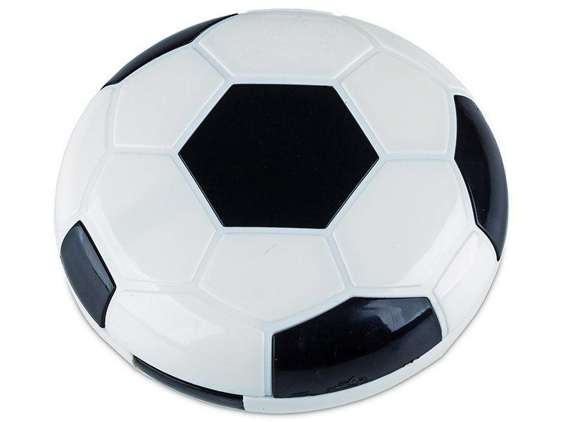 Casetă cu oglindă Football -  neagră